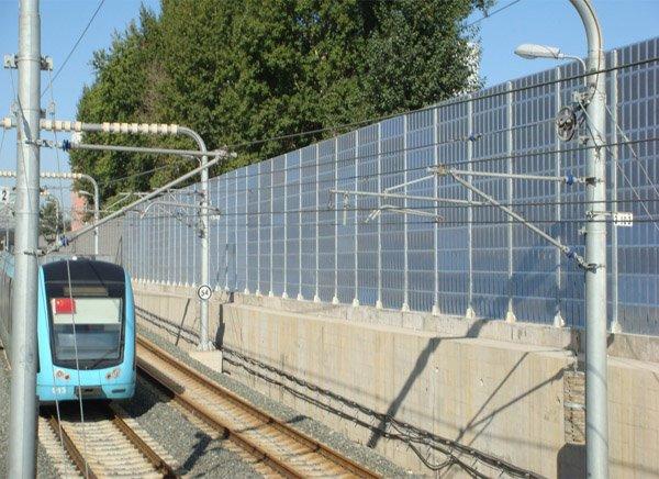轨道交通声屏障