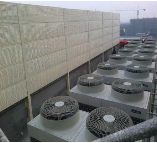空调外机声屏障
